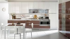 cuisine marron et blanc cuisine marron et blanc pas cher sur cuisine lareduc com