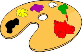 paint palette clip art free vector for free download about clip