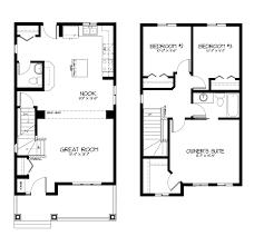 Tamarack Floor Plans by Maverick Tamarack Common 10490 Pacesetter Homes