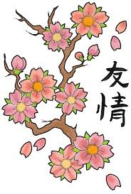 cherry blossom tattoos high quality photos and flash designs of