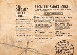 gastro menu wellington slow cooked meals the butcher and brewer