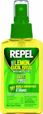 amazon com repel lemon eucalyptus natural insect repellent 4