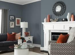 grey living room interior colorful cushions fur cushion woodern