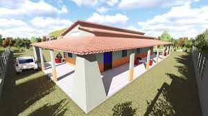 Famosos Projeto De Casas Com Varanda. . Projeto. . Projeto Casa Sobrado  @YD56