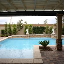 backyard designs pool for traditional las vegas with pavers and