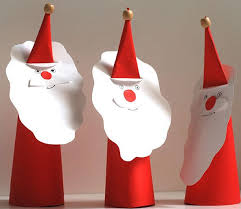 How To Make A Origami Santa - papercraft for how to make a santa claus paper