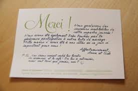 discours remerciement mariage après la joie du mariage la corvée des remerciements