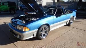 1988 gt mustang mustang gt convertible