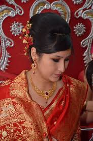 marriage bridal hairstyle 80 best wedding nepali images on pinterest nepal bridal
