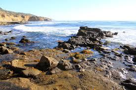 San Diego Beaches Map by Sunset Cliffs Park In San Diego California Through My Lens