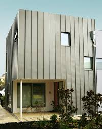 best 25 metal cladding ideas on metal facade zinc
