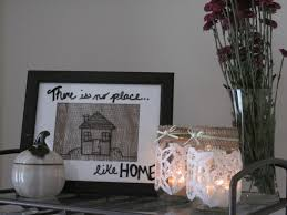 cute sayings for home decor write a cute saying on the white matting of a photo frame and