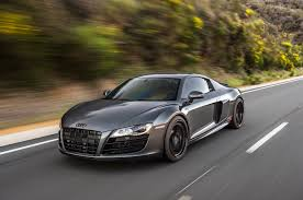 Audi R8 Turbo - twin turbo perfection ams performance audi r8 review automobile