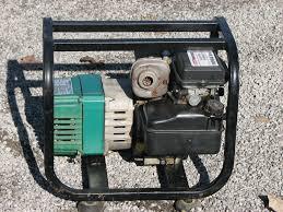 coleman powermate generator 2250 watt 5hp briggs engine on popscreen