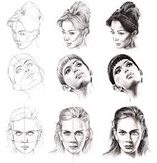 best 25 drawing faces ideas on pinterest drawing people faces