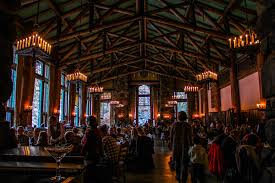 Ahwahnee Dining Room Pictures by Discover Yosemite Valley