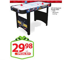 air powered hockey table 48 inch air powered hockey table deal at walmart black friday is