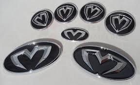 hyundai sonata logo 06 08 sonata nf 3d m s 7pc emblem badge logo grill trunk