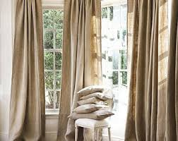Curtains For A Picture Window Curtains Window Treatments Etsy