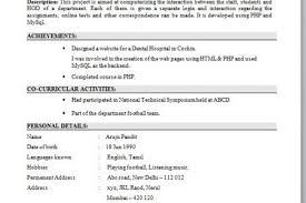 Sap Sd Consultant Resume Sample Sap Fi Consultant Resume Format
