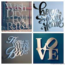 customized aluminum home decor signs giveaway finding sanity in