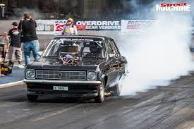 opel ascona wagon crazy swedes do drag week in 540ci opel ascona street machine