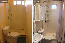 remodel ideas for small bathrooms small bathroom remodel before and after nrc bathroom