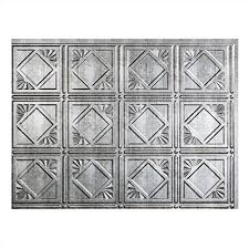 Amazoncom Fasade Easy Installation Traditional  Crosshatch - Pvc backsplash