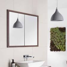 Recessed Bathroom Wall Cabinets Illuminated Cabinets Uk Drench