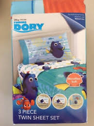 finding nemo bedroom set kids bedding set 3 piece finding dory nemo bed sheet set twin size