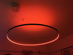 Wohnzimmer Lampe Led Led Deckenlampe Zwei Unikate Für Zuhause Bau Ich Mir Selbst De