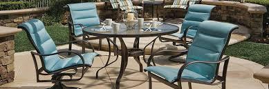 Tropitone Outdoor Furniture Authorized RepairWarranty Representatives - Tropitone outdoor furniture