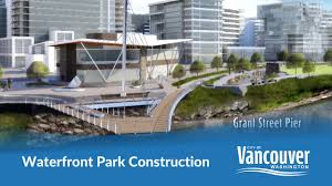 lexus of vancouver washington waterfront park construction update youtube