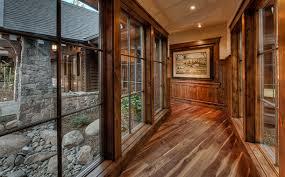 walnut hardwood flooring for martis c residence nor cal floor