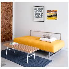 elegant sleeper sofa furniture best yellow modern sleeper sofa for elegant living room