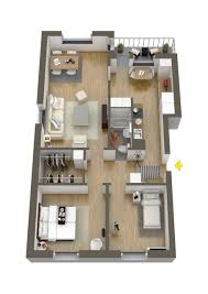 layout floor plan 40 more 2 bedroom home floor plans