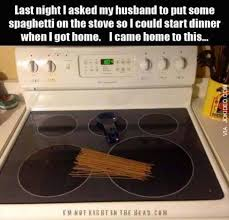 Funny Husband Memes - i asked my husband meme