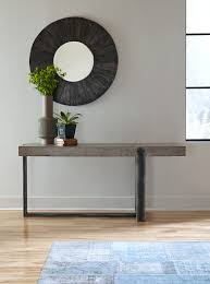 Hallway Table Four Hands Concrete Hall Table Just Decorate