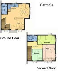 Camella Homes Drina Floor Plan Floor Plans U2013 Camella Homes Legazpi