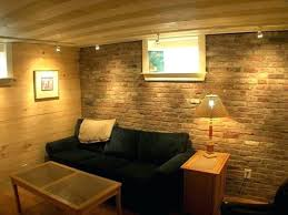 how to decorate an unfinished basement home desain 2018