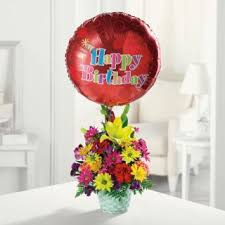 balloons with teddy bears inside balloons flower delivery allentown pa michael floral