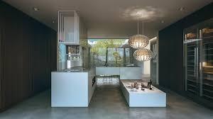 architectural kitchen design amazing 3d architectural rendering modern comfort archicgi