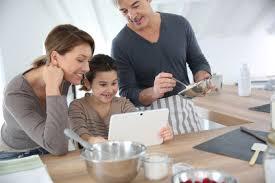 cuisine famille une cuisine à vivre fenetres com