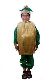 potato vegetable fancy dress costume for kids amazon in clothing