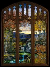 painting on glass windows louis comfort tiffany 1848 u20131933 essay heilbrunn timeline of