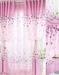 Fitting Room Curtains Room Curtains Ordinary Blackout Eco Friendly Pink One