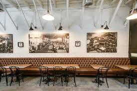 morgan dining room pizza press restaurant melissa morgan design