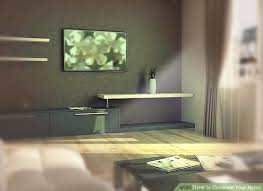 how to interior design your home how to decorate your home 10 steps with pictures wikihow