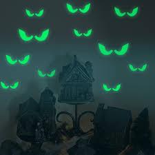 Halloween Flood Lights by Honana Dx 166 18pcs Halloween Fluorescent Glow Furtive Eyes Wall