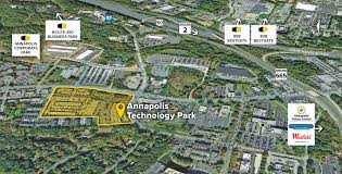 Annapolis Mall Map Annapolis Technology Park Annapolis Md Flex Commercial Space